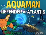 Aquaman - Defendensor de la Atlantida Icon