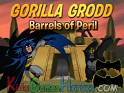 Batman - Gorila Grodd , Barrels of Peril Icon