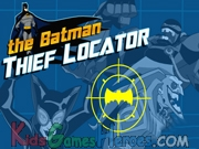 Batman - Localizador de Villanos Icon
