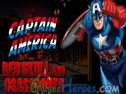 Jugar a:  Capit�n  Am�rica - Red Skull y Crossbones