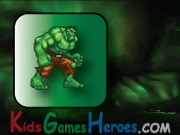 Hulk - H�roes Defence Icon