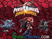 Play Power Rangers - Dino Gemas