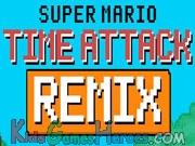 Jugar a:  Super Mario - Time Attack Remix