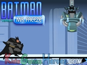 Jugar a:  Batman Vs Mr. Freeze